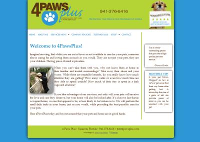 www.4PawsPlus.com
