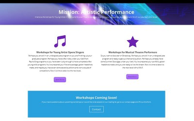 www.MissionArtisticPerformance.com
