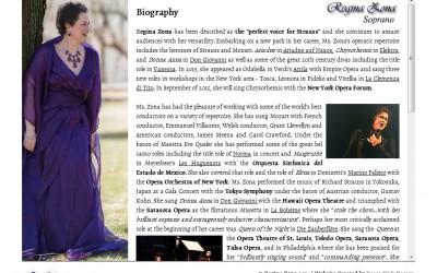 www.ReginaZona.com