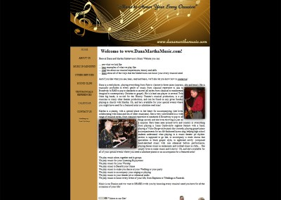 www.DanaMarthaMusic.com